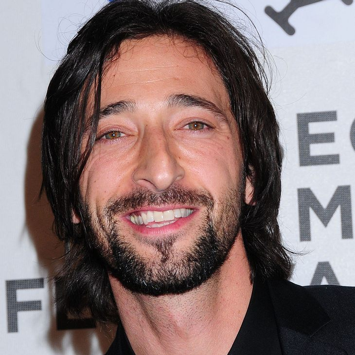 Adrien Brody & Gary Oldman: Als Model in Mailand