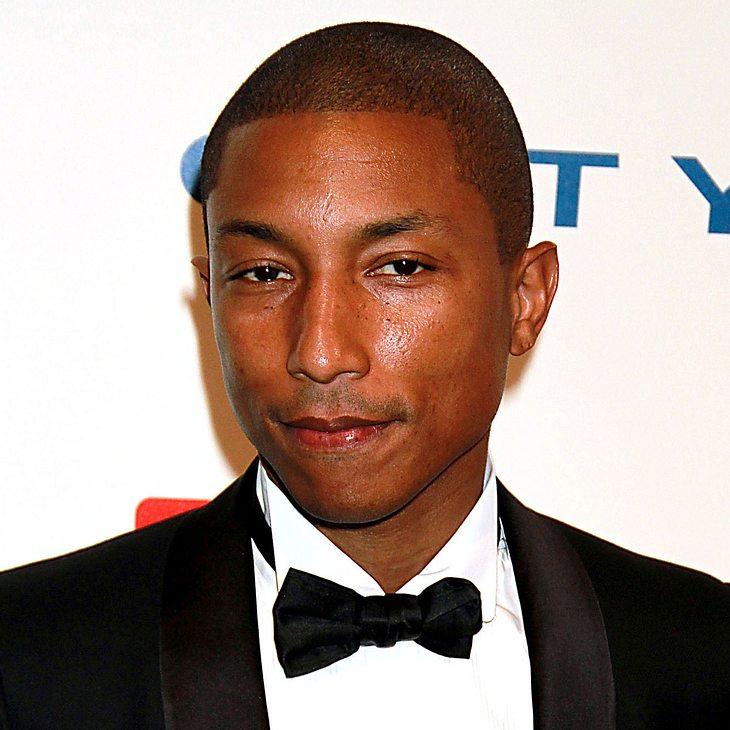 Pharrell Williams: Neuer Job bei einer Zeitschrift