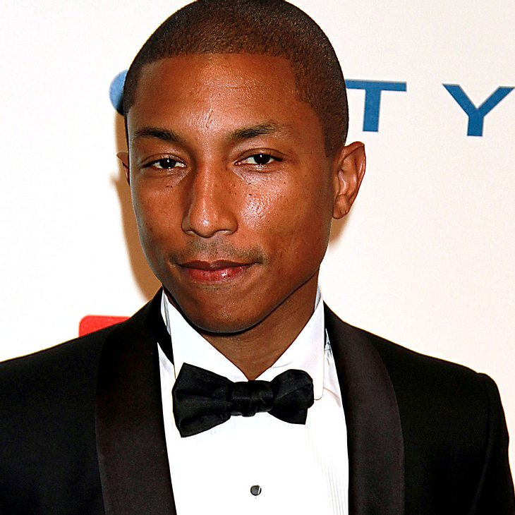 Pharrell Williams: Eigener Drink