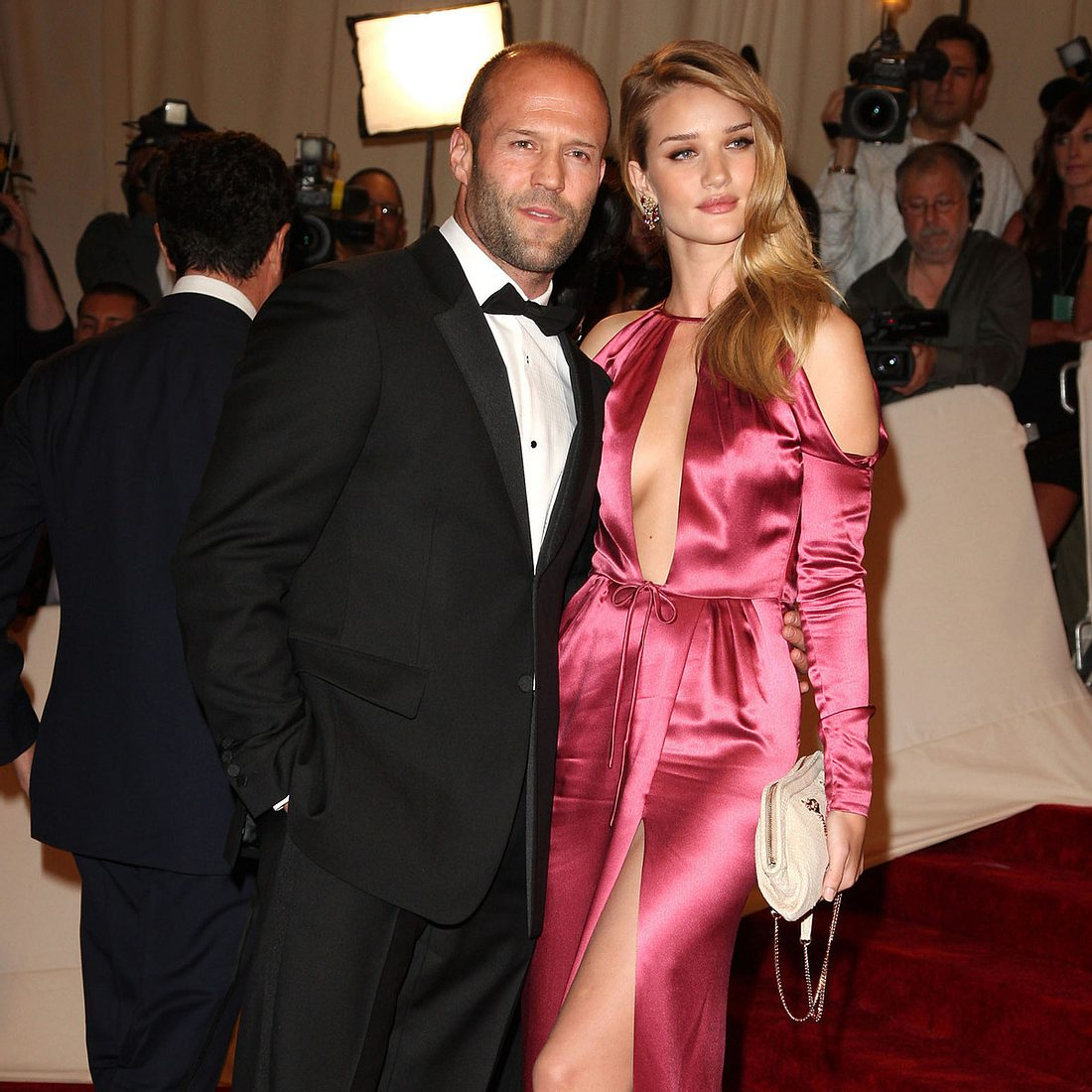 Jason Statham & Rosie Huntington-Whiteley: Umzug nach New York?