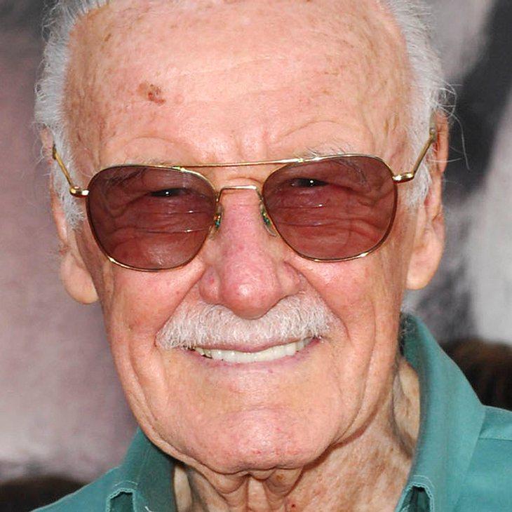 Stan Lee arbeitet an neuer Comic-Serie