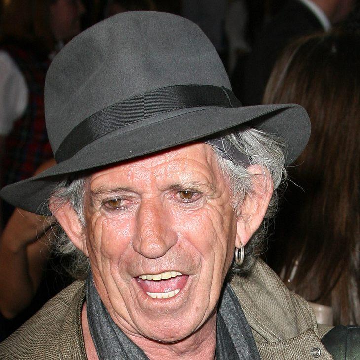Keith Richards & Robert De Niro wollen Häuser tauschen