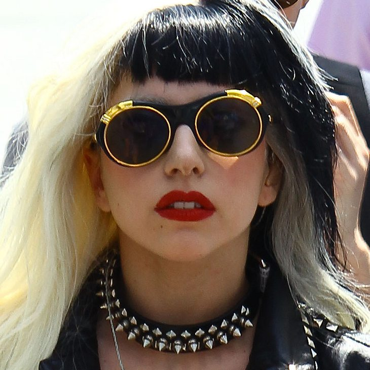 Lady Gaga begeistert Fans ins Cannes