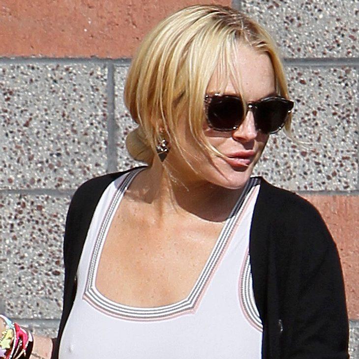 """Lindsay Lohan: """"Neue Drogengeschichten sind absoluter Unsinn!"""""""