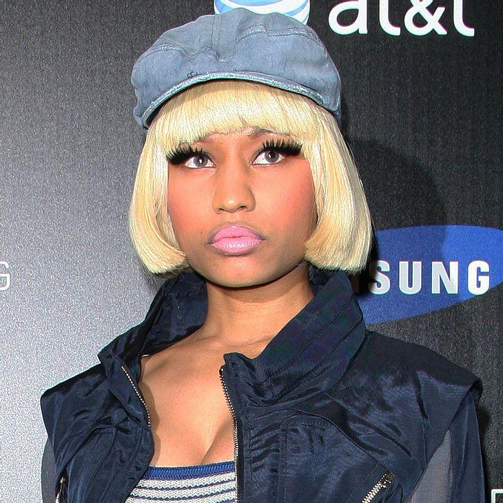 Nicki Minaj will einen Song mit Adele aufnehmen