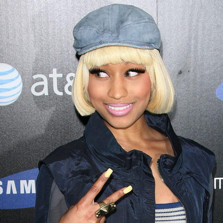 Nicki Minaj trennt sich von Manager Diddy