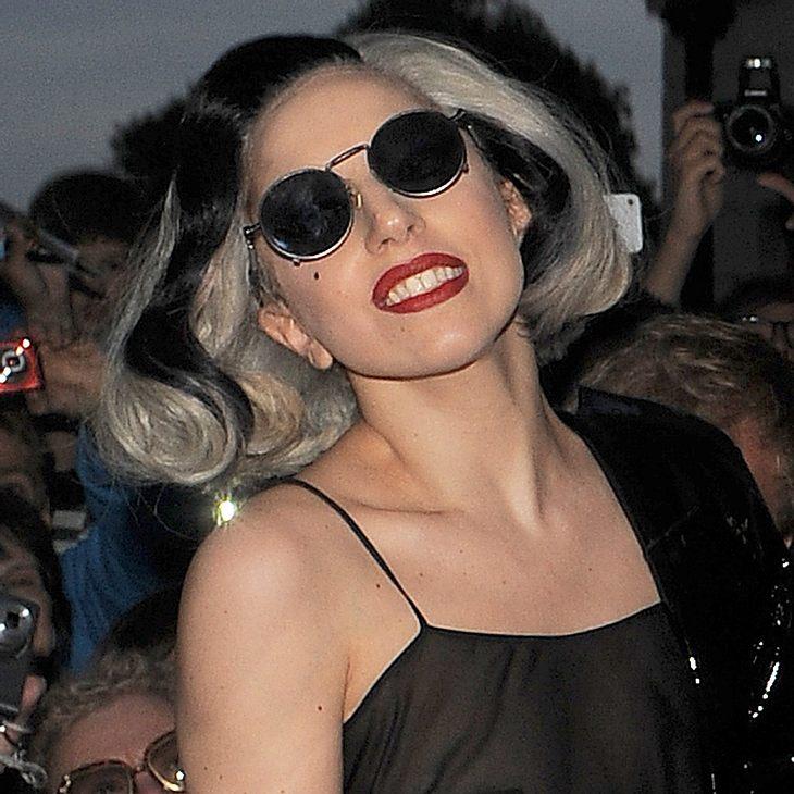 Lady Gaga: Ständchen für Kate Moss