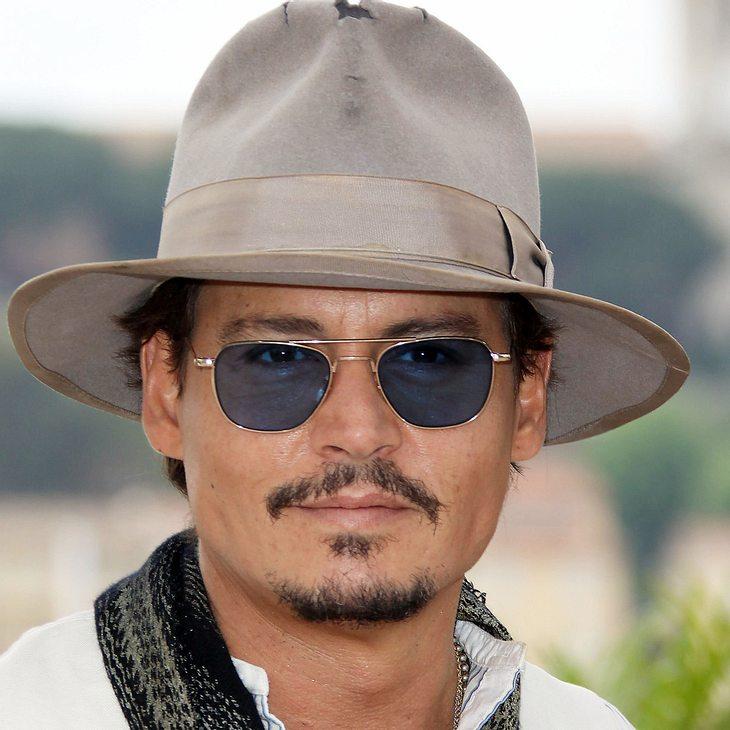 Johnny Depp: Auftritt mit Alice Cooper