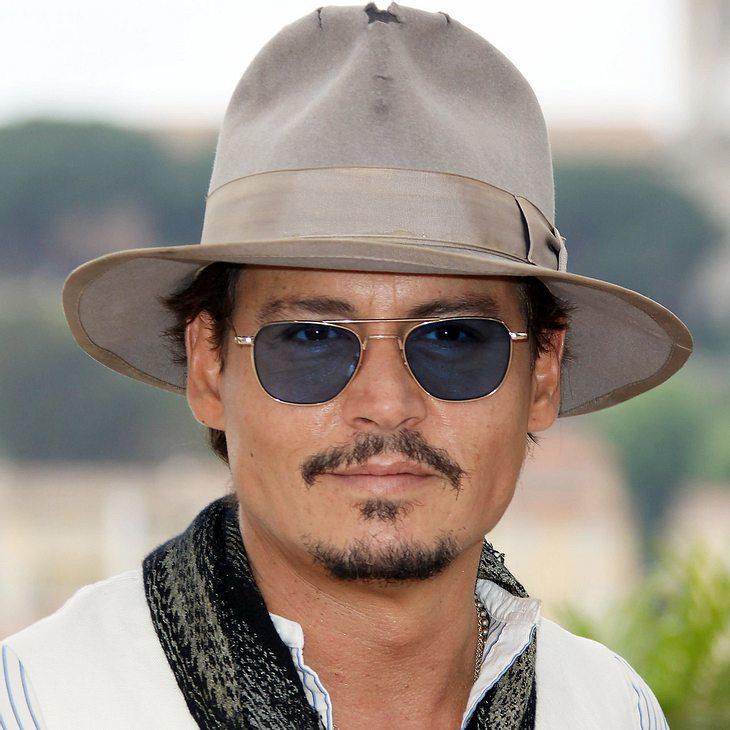Johnny Depp rockt den Rum Diary-Soundtrack