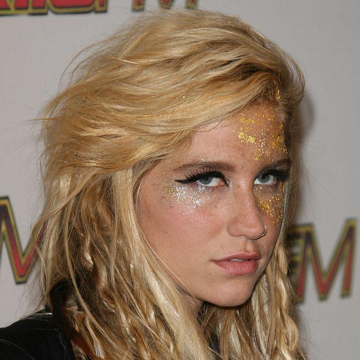 Kesha: Überraschungsauftritt beim Glastonbury-Festival