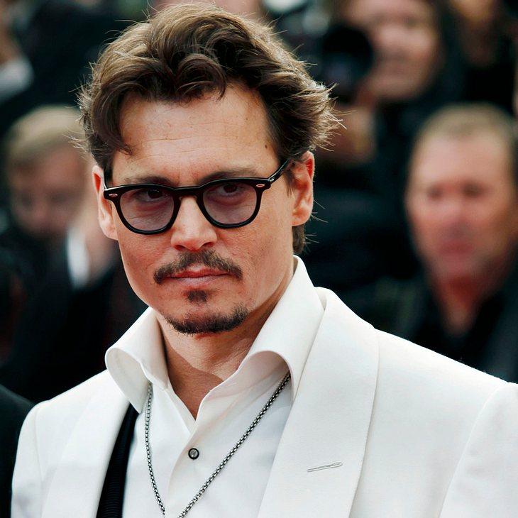 Johnny Depp: Gemeinsamer Urlaub mit Paradis
