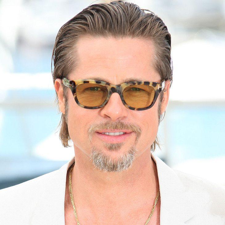 Brad Pitt legt Regie-Pläne auf Eis