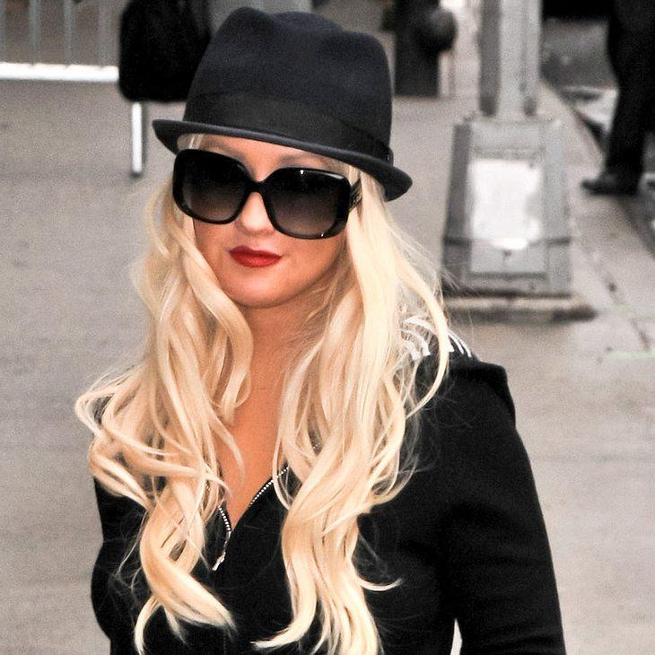 Christina Aguilera: Einsatz für den guten Zweck