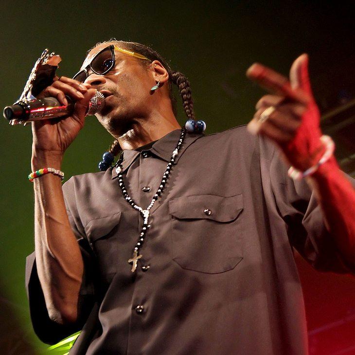 Snoop Dogg: Feedback von David Beckham