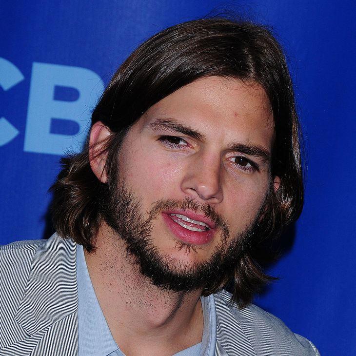 Ashton Kutcher soll zu Steve Jobs werden