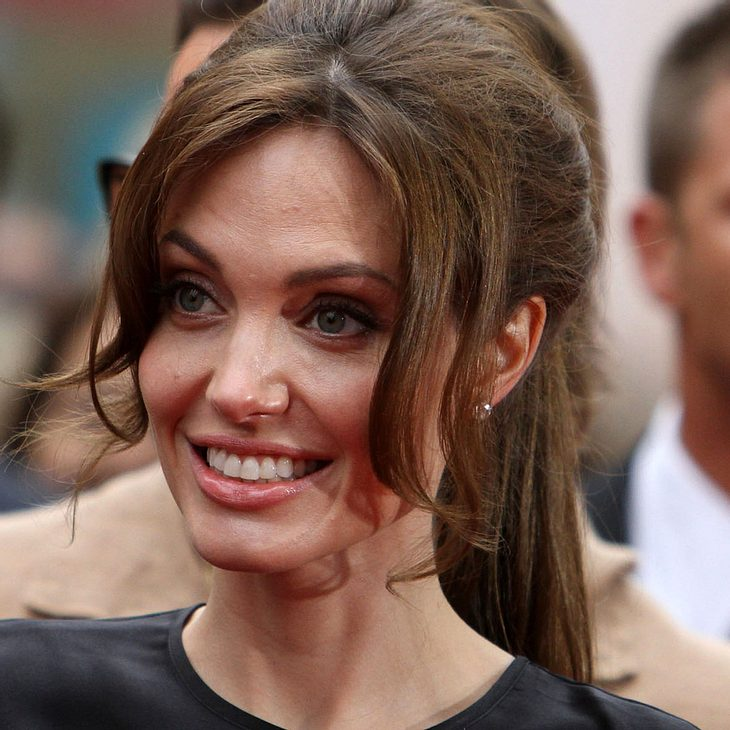 "Angelina Jolie lädt Kinder zu ""Harry Potter"" ein"