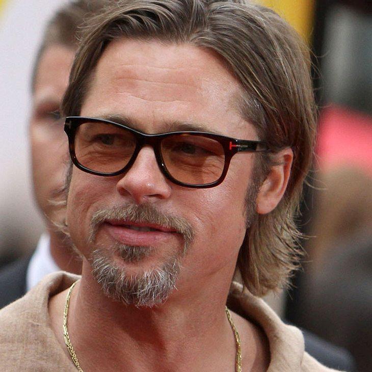 Brad Pitt rettet Komparsin