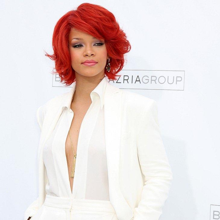 Rihanna kauft Marilyn Monroe-Portrait aus Kristall