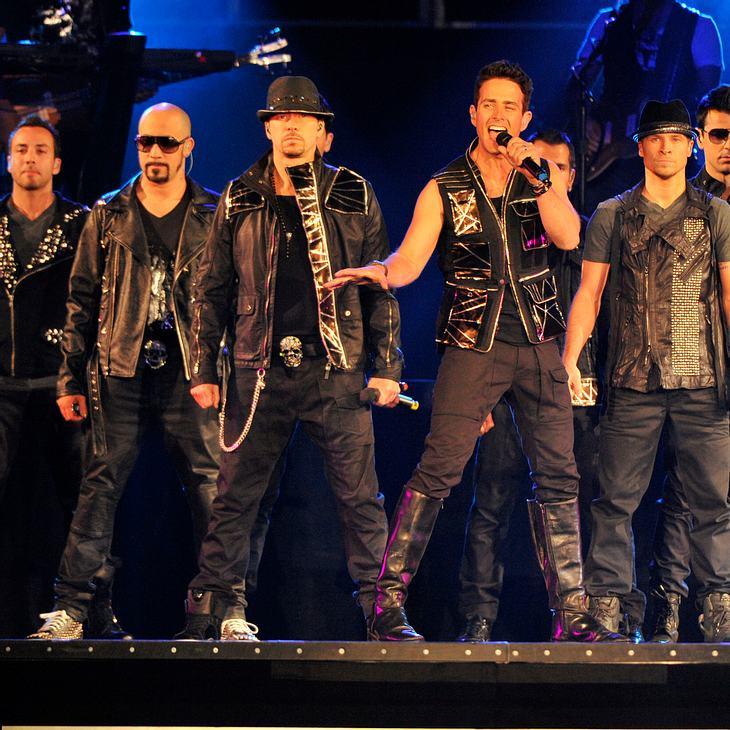 New Kids on the Block & Backstreet Boys: Gemeinsames Album