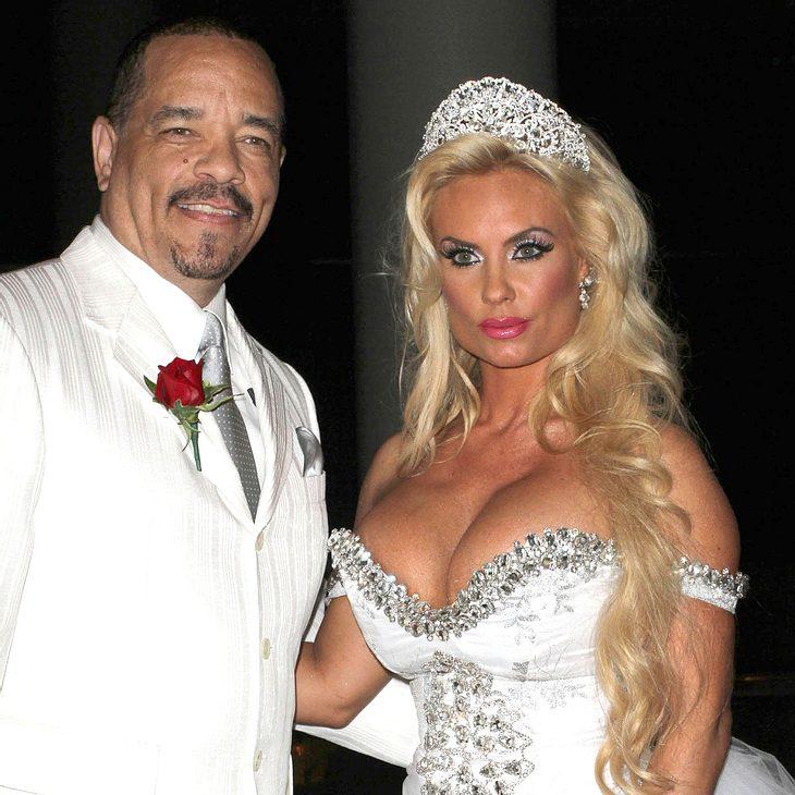 Ice-T und Coco erneuern ihr Eheversprechen