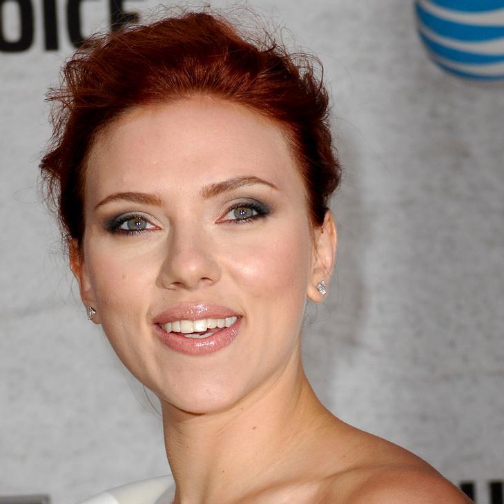 Scarlett Johansson: Einladung zum Marineball