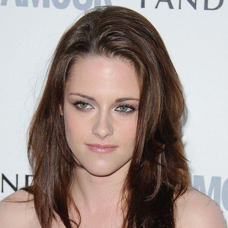 """Kristen Stewart: """"Ich bin schon sehr rührselig"""""""