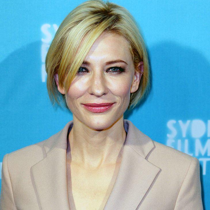 Cate Blanchett hat Mitleid mit Botox-Junkies