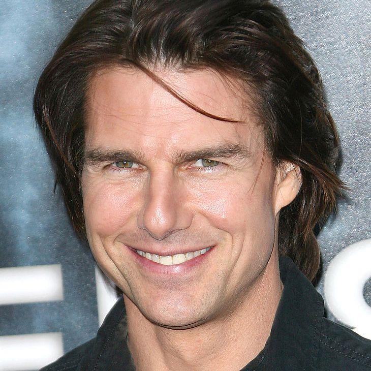 Tom Cruise beeindruckt Formel-1-Fahrer