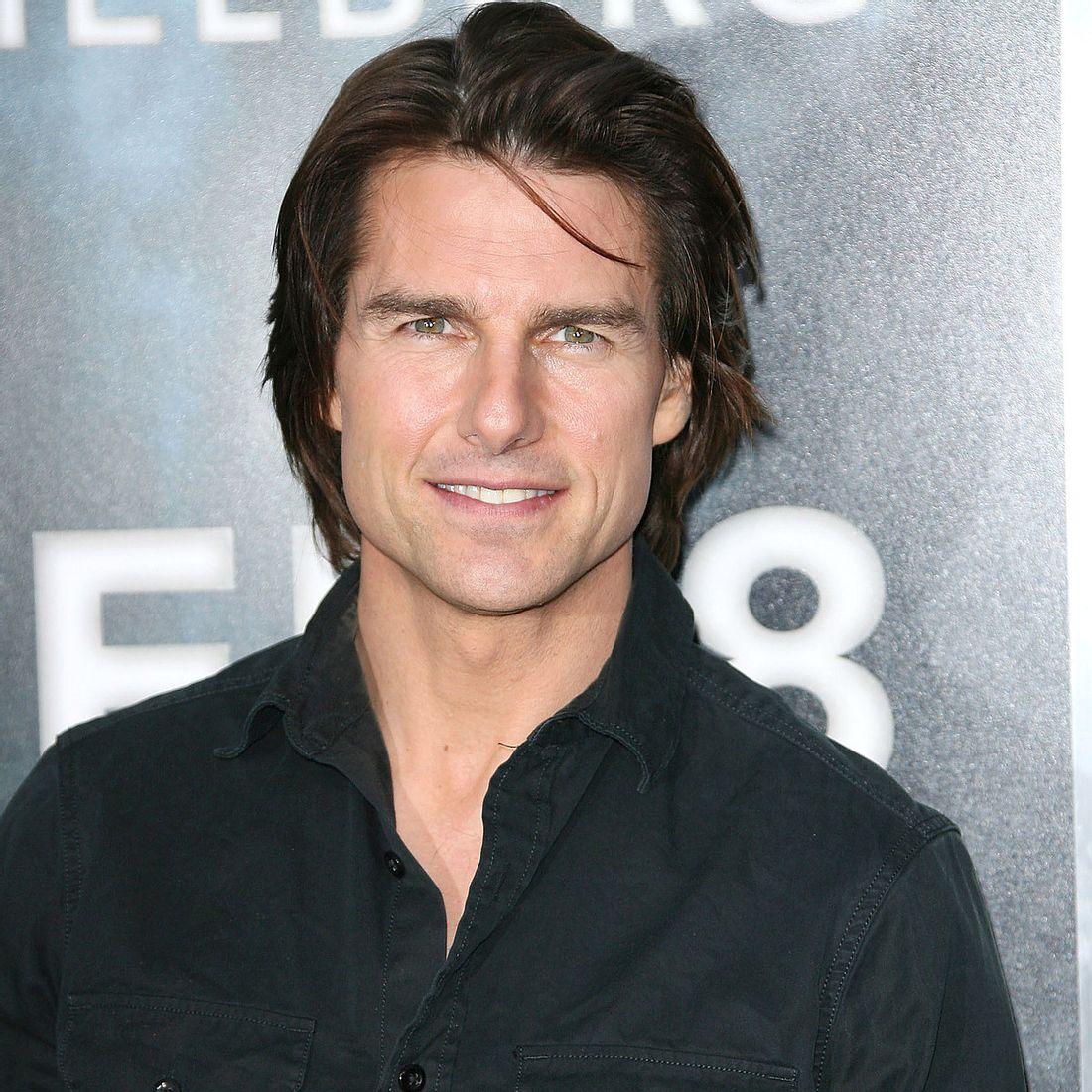Tom Cruise holt Suri an Weihnachten zu sich