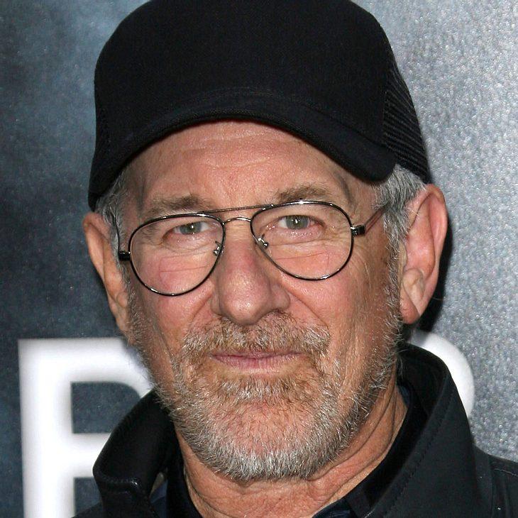 Steven Spielberg wurde als Kind gemobbt
