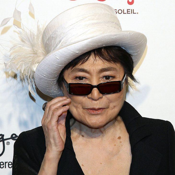 Yoko Ono : Spenden für Tornado-Opfer