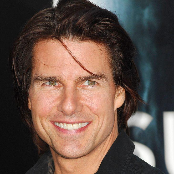 Tom Cruise rockt für seine Fans