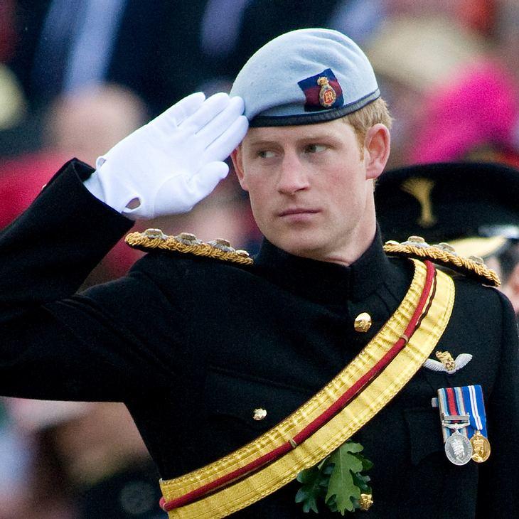 Prinz Harry will zurück nach Afghanistan