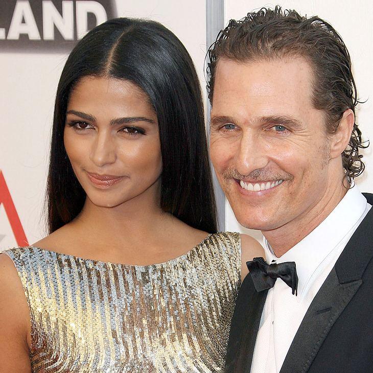 Matthew McConaughey: Umzug wegen der Kinder