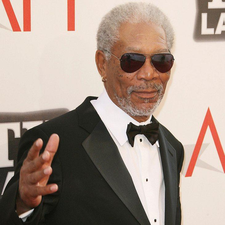 Morgan Freeman: Golden Globe für sein Lebenswerk