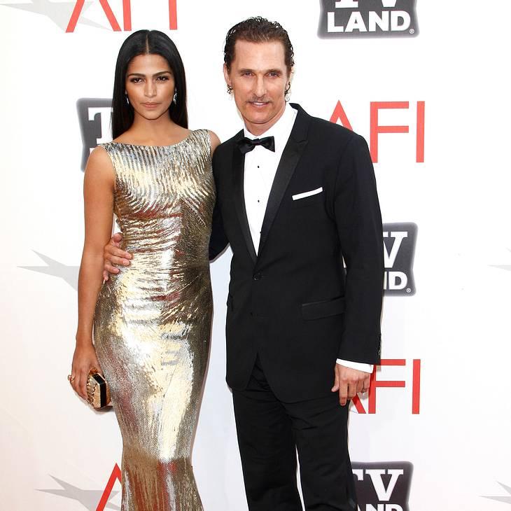 Matthew McConaughey: Hochzeit in Brasilien?
