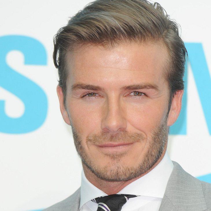 David & Victoria Beckham: Erste Bilder ihrer Tochter Online