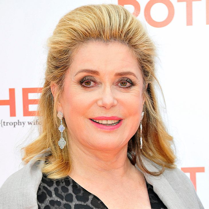 Catherine Deneuve: Strafzettel in Berlin