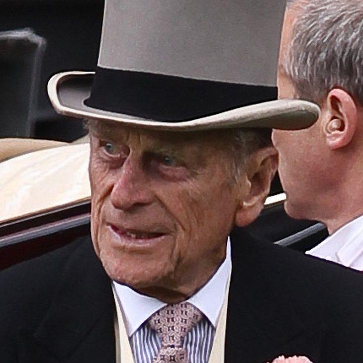 Prinz Philip: Unter Beobachtung