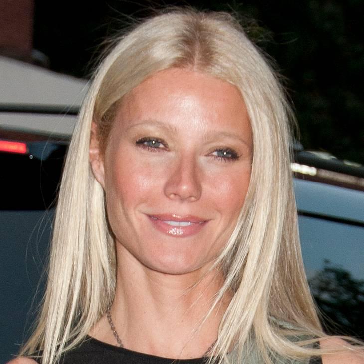 Gwyneth Paltrow eröffnet Beady Eye-Show