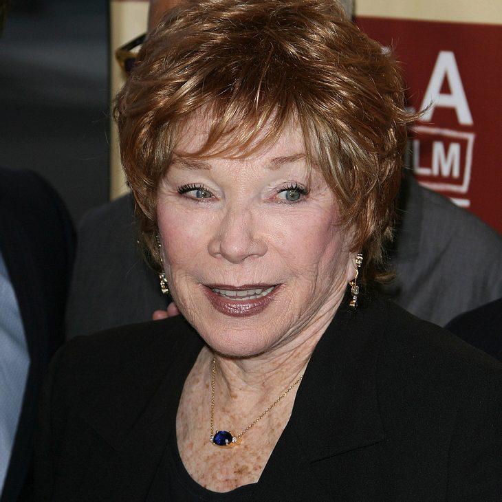 Shirley MacLaine geehrt