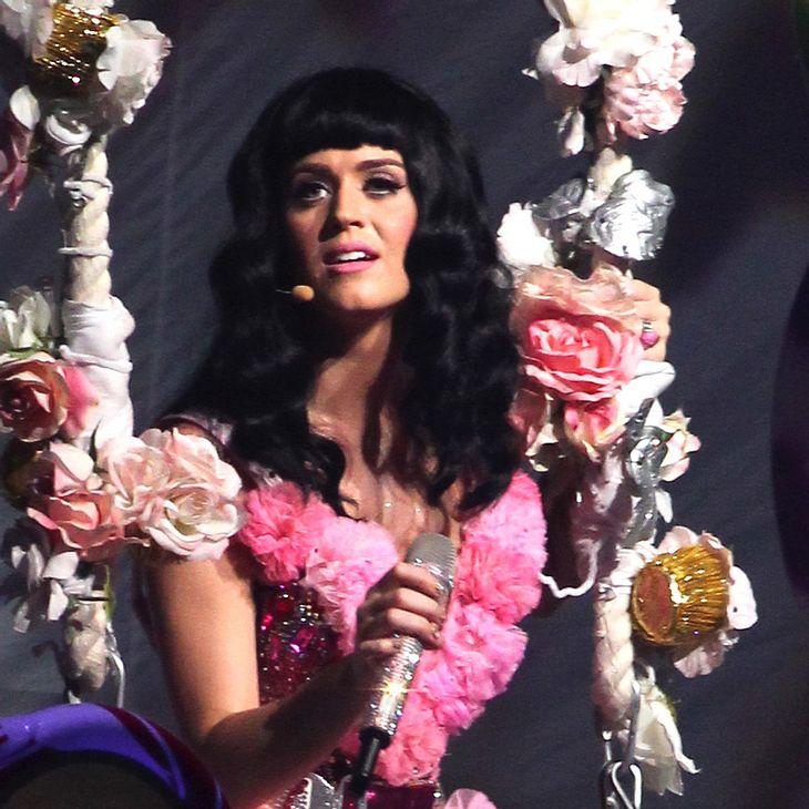 Katy Perry: Party zum Tourende