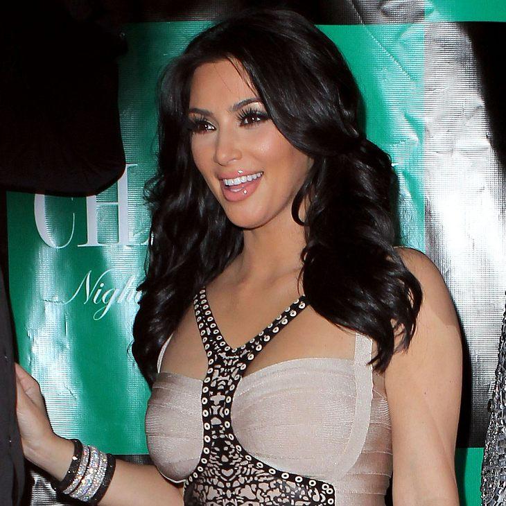 Kim Kardashian: Showdown in Heidi Klums Show?