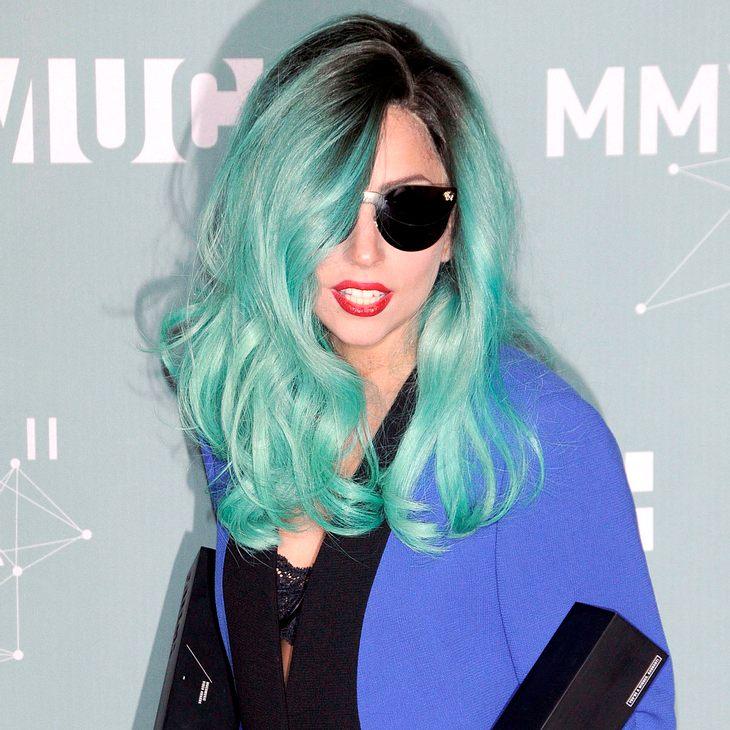 """Lady Gaga verzweifelt über Orkan """"Sandy"""""""