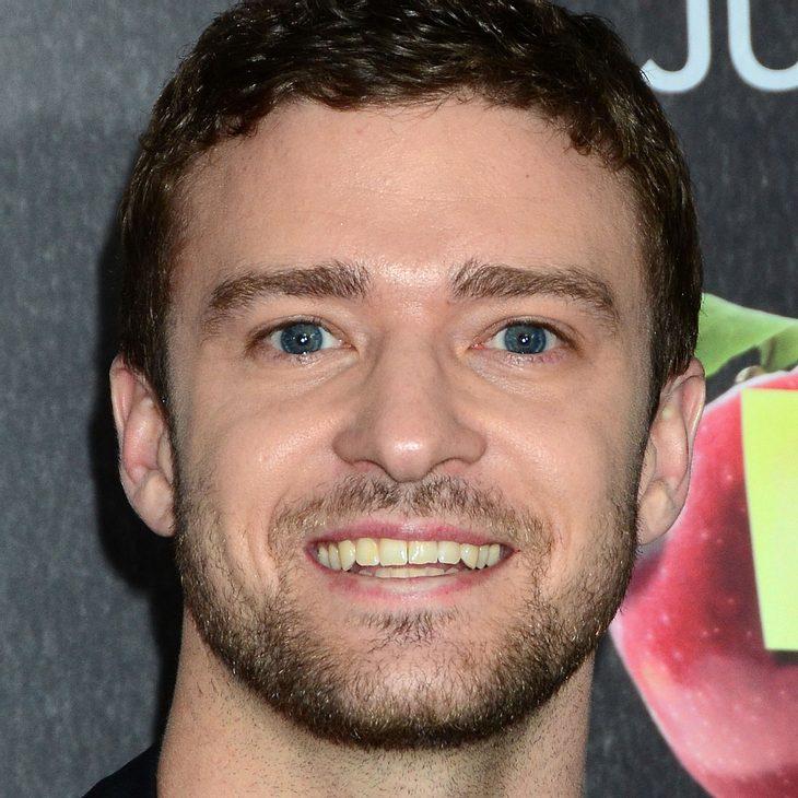 Justin Timberlake: Ebenfalls zu Marineball eingeladen