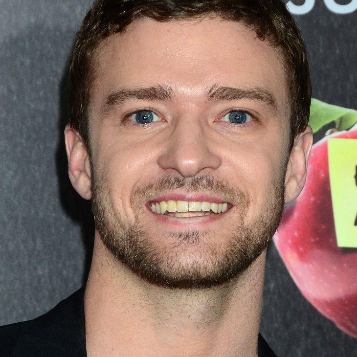 Justin Timberlake nimmt Einladung zum Marineball an