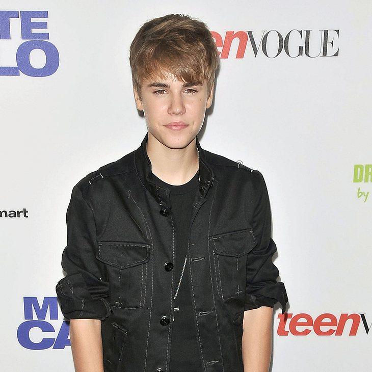 Justin Bieber: Angriff bei Parfumpräsentation!