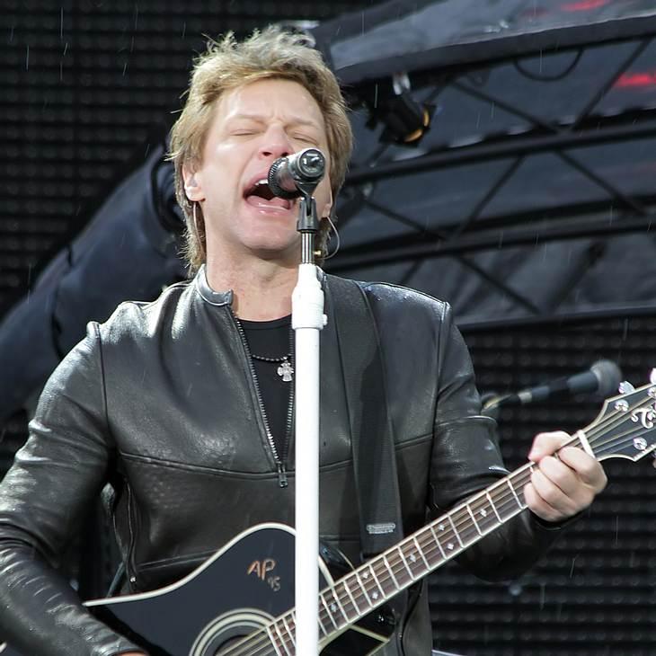 Jon Bon Jovi: Bei Videospiel gegen sich selbst verloren