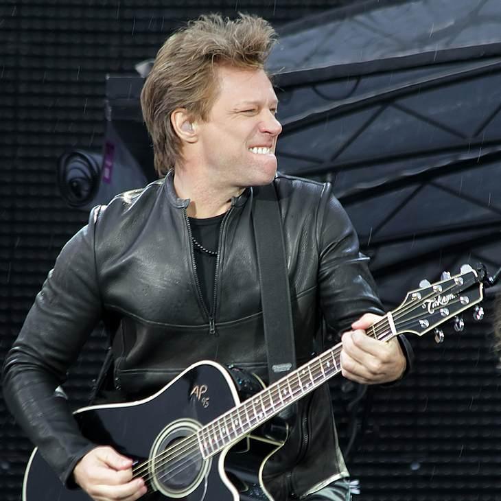 Jon Bon Jovi eröffnet neues Charity-Restaurant