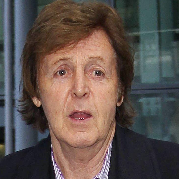 Paul McCartney: Hochzeit in London